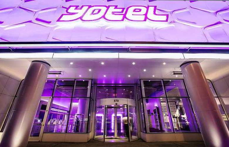 Yotel New York at Times Square - Hotel - 8