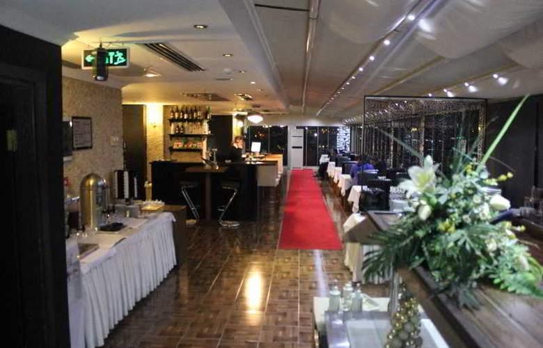 Airboss Hotel - Restaurant - 14