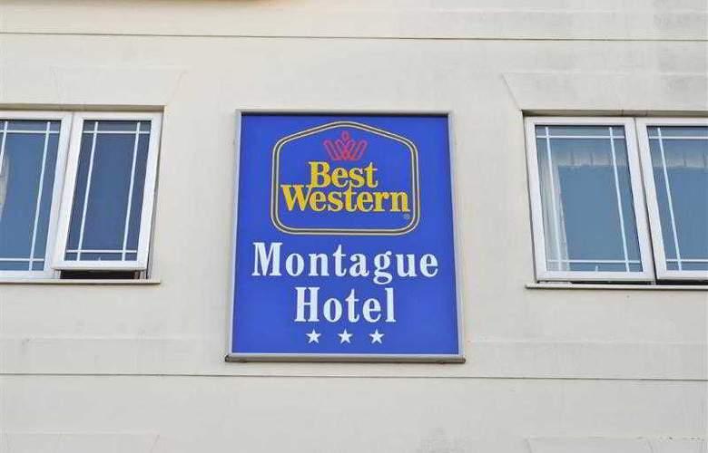 Best Western Montague Hotel - Hotel - 48