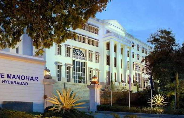 The Manohar Hyderabad - Hotel - 0
