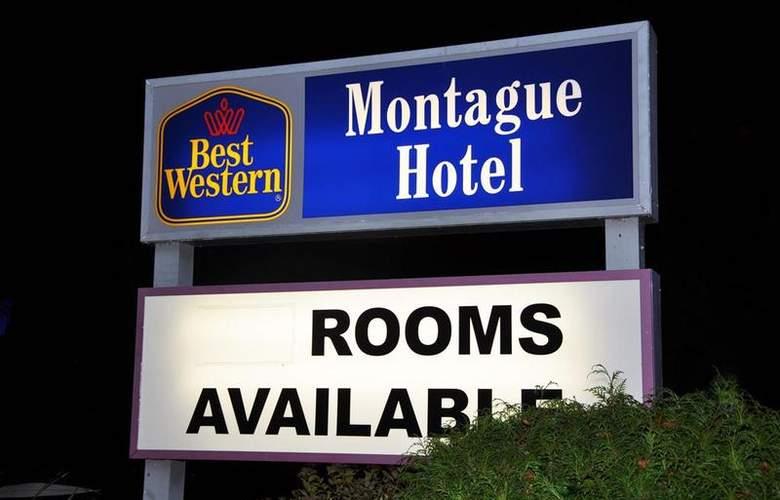 Best Western Montague Hotel - Hotel - 55