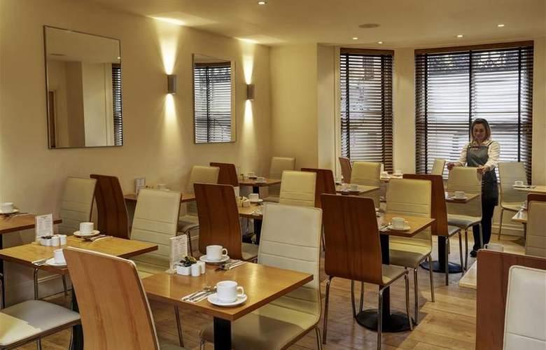 ibis Styles London Gloucester Road - Restaurant - 42