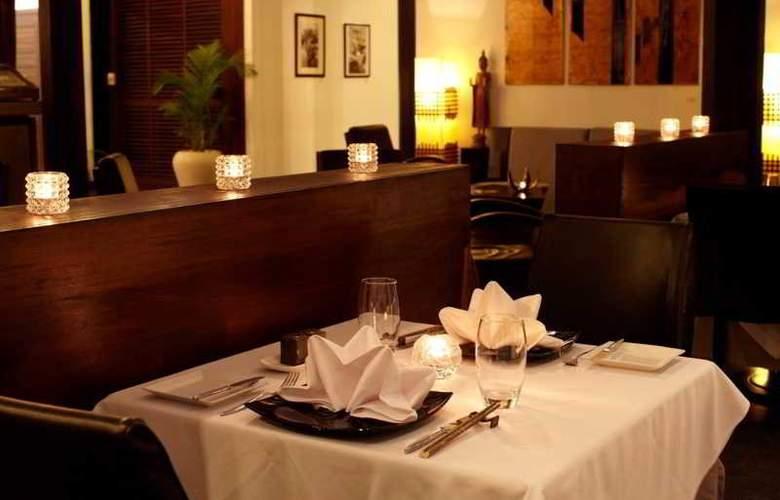 Heritage Suites Hotel - Restaurant - 8