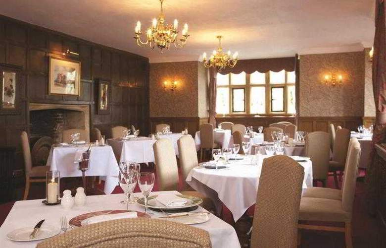 Best Western Salford Hall - Hotel - 38