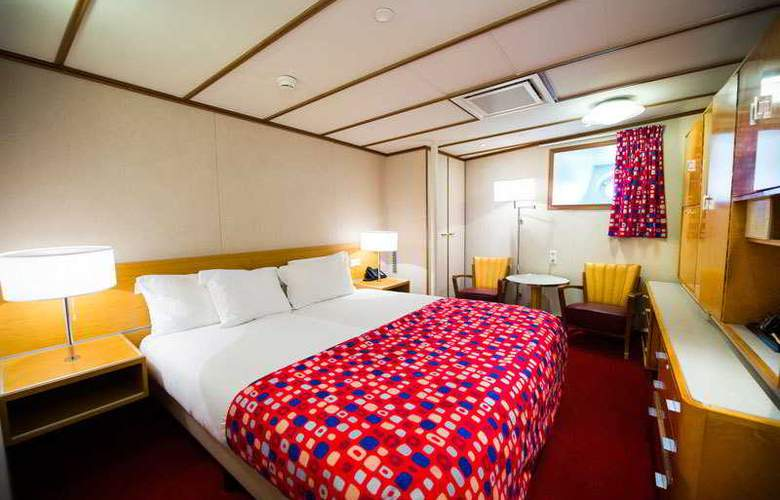 SS Rotterdam by Westcord Hotels - Room - 15
