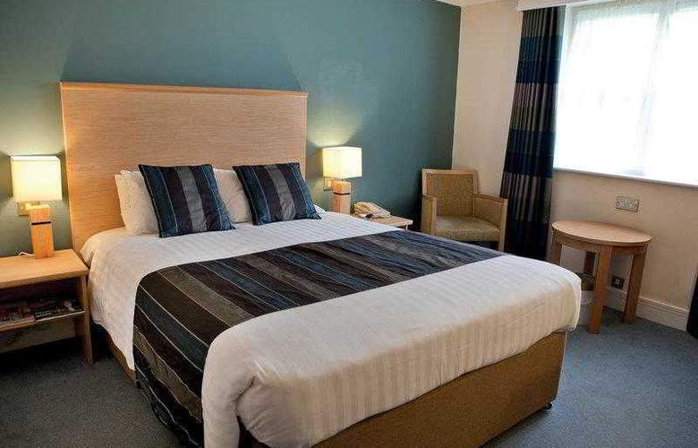 Best Western Chilworth Manor Hotel - Hotel - 72