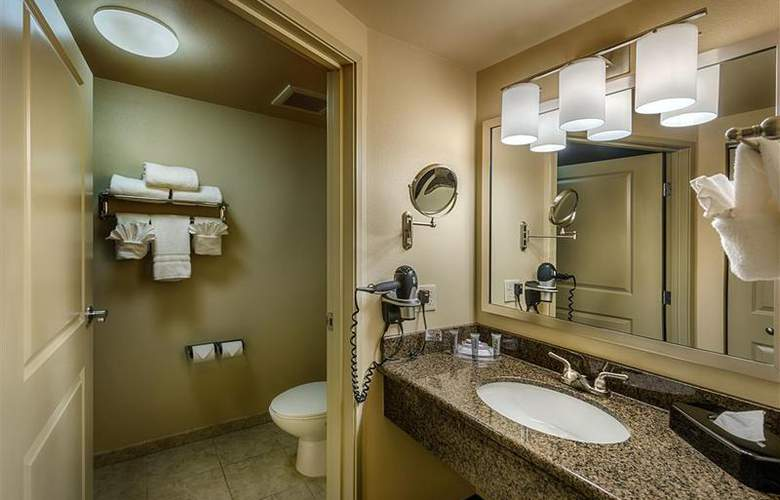 Best Western Plus Chena River Lodge - Room - 3