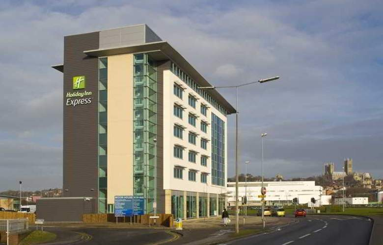 Holiday Inn Lincoln - Hotel - 0