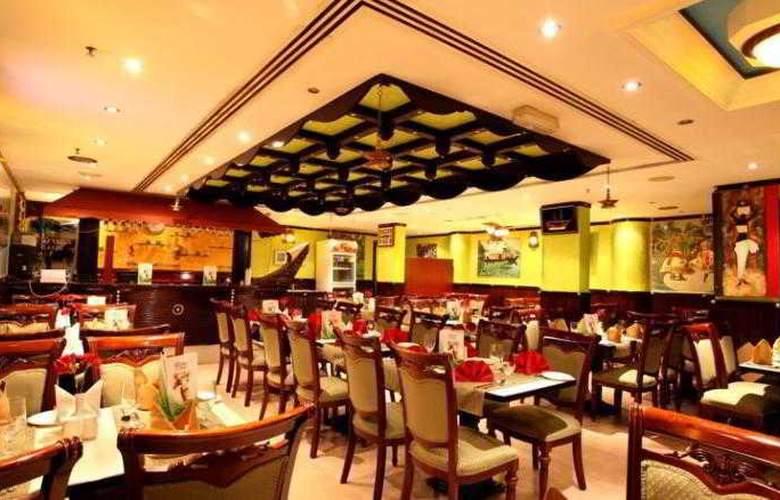 Montreal Hotel - Restaurant - 26