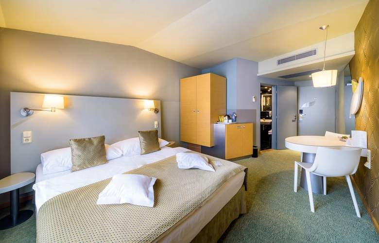 Grandium Prague - Room - 2