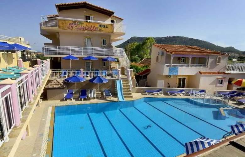 Marietta Hotel Apartments - Pool - 28