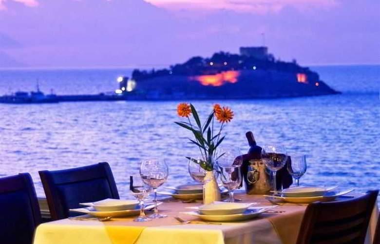 Ilayda Hotel - Terrace - 3