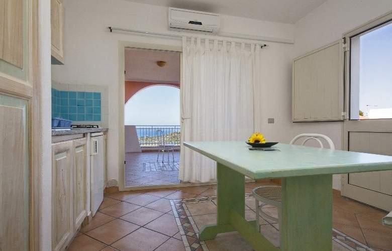 Lu Nibareddu Aparthotel - Room - 8