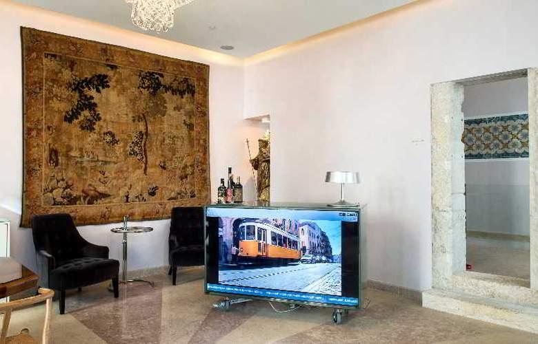 Lisboa Prata Boutique Hotel - General - 6