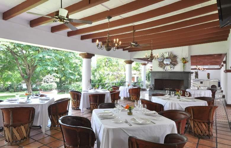 Misión Cuernavaca - Restaurant - 4