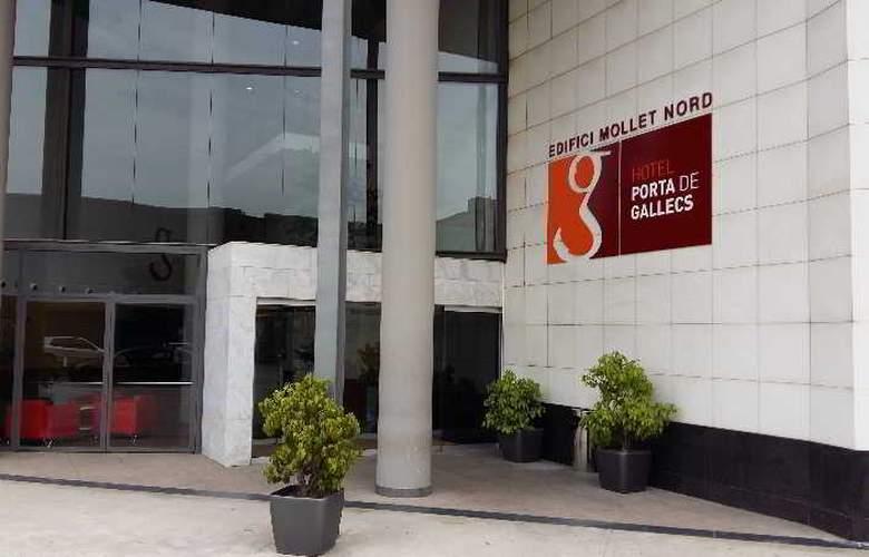 Porta de Gallecs - Hotel - 0