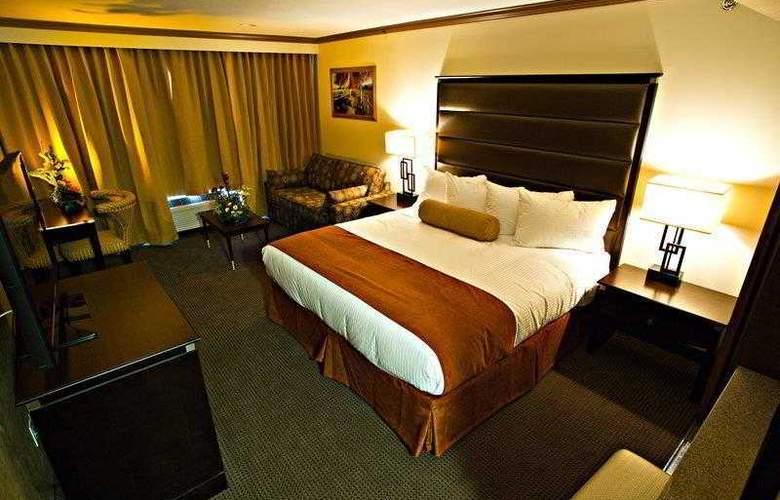 Best Western Plus Camrose Resort & Casino - Room - 16