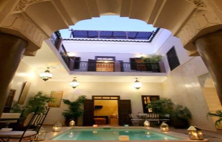 Riad La Croix Berbere - Pool - 8