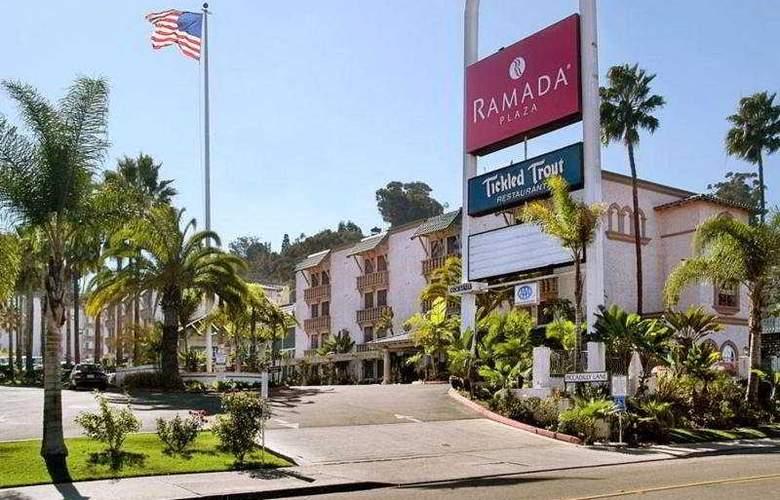 Ramada Plaza Hotel - General - 1