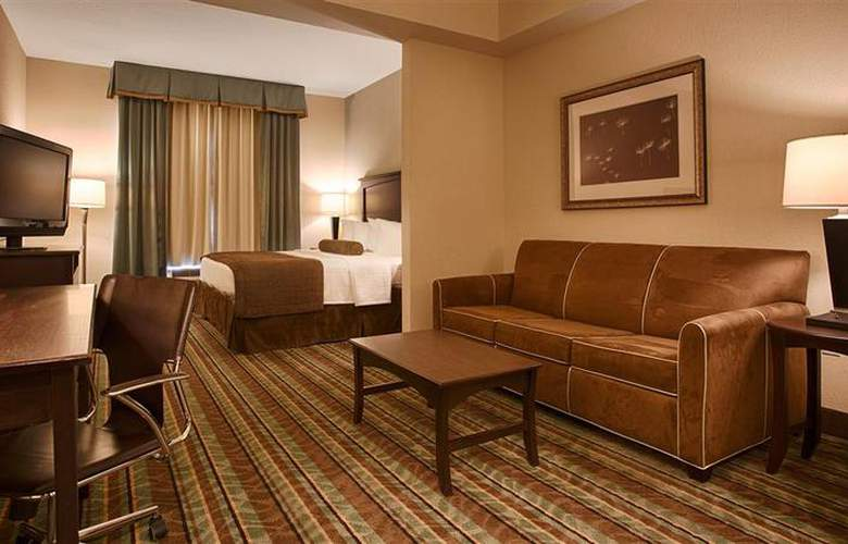 Best Western Plus Chain Of Lakes Inn & Suites - Hotel - 35
