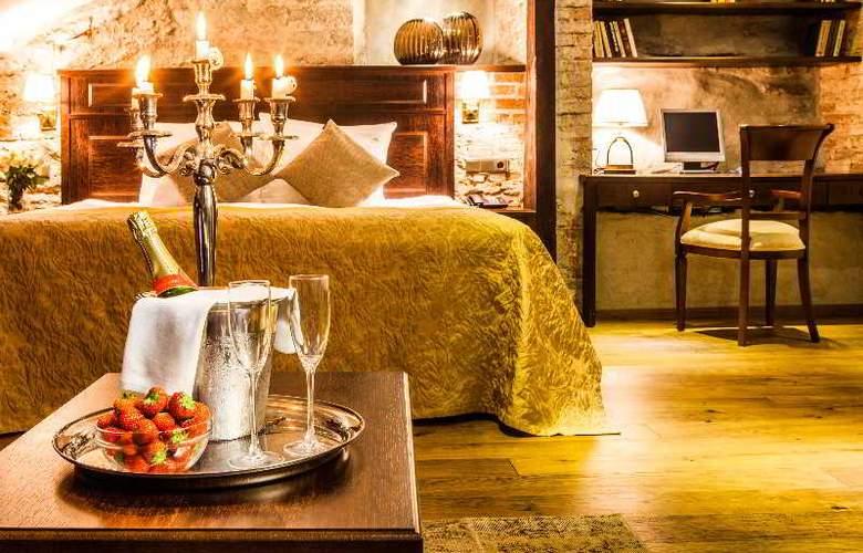 Von Stackelberg Hotel Tallinn - Room - 9