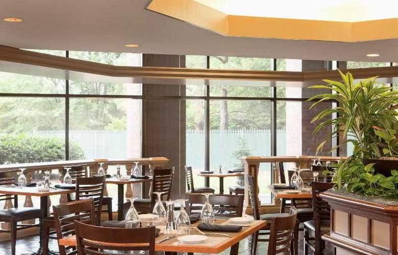 Sheraton Gateway Hotel Atlanta Airport - Restaurant - 32