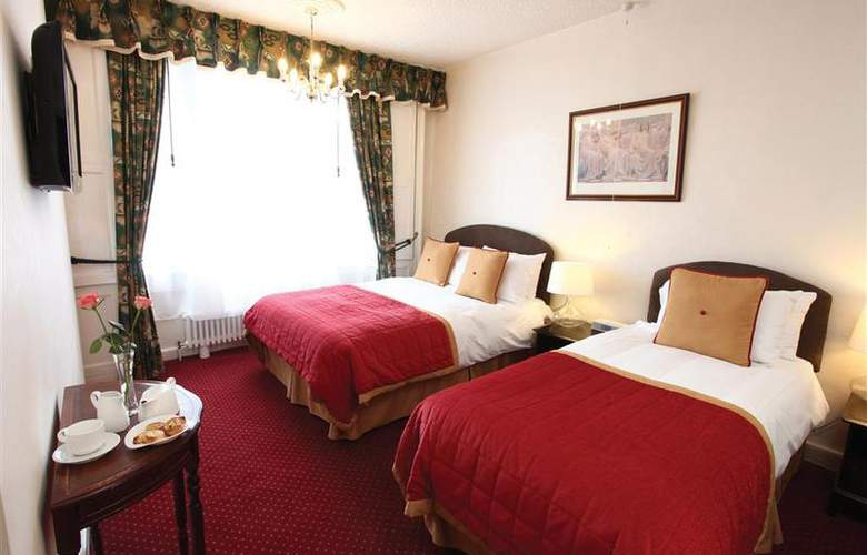 Best Western Henbury Lodge Hotel - Room - 82