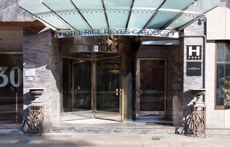 Rice Reyes Católicos - Hotel - 7