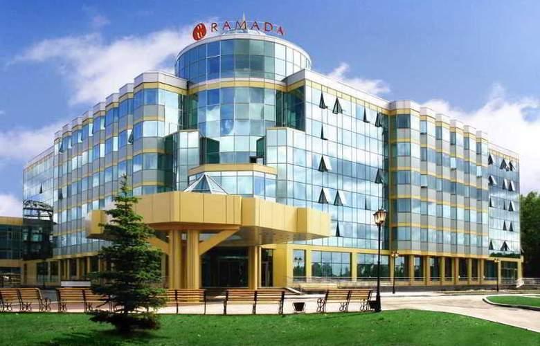 Ramada Yekaterinburg - Hotel - 8
