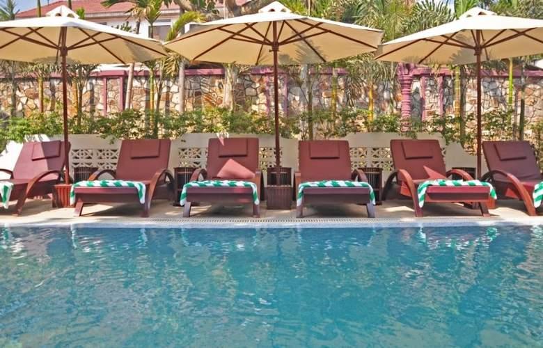 HanumanAlaya Villa - Pool - 26