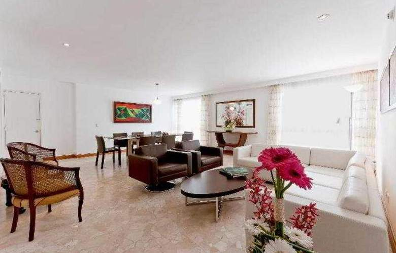 Hotel De Pereira Spa Y Centro De Convenciones - Room - 4
