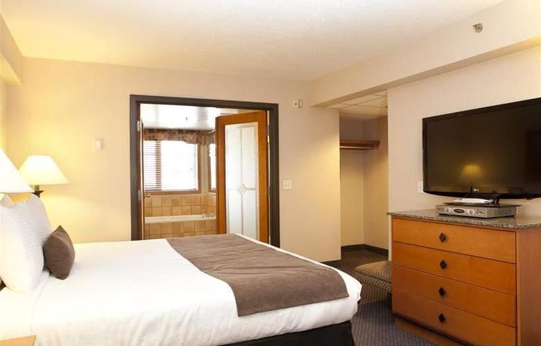 Best Western Plus Pocaterra Inn - Room - 119