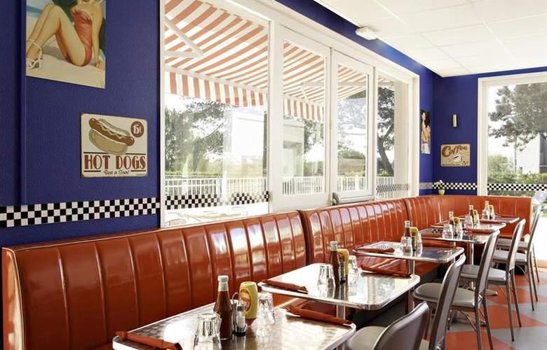 Best Western Bordeaux Aeroport - Restaurant - 79