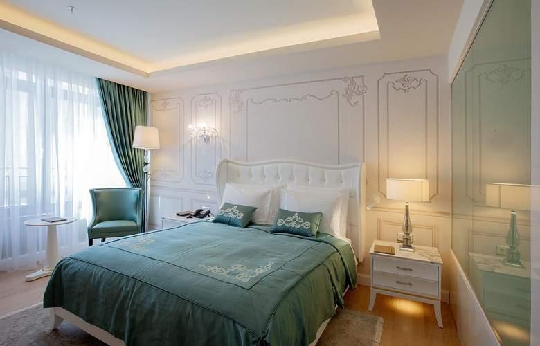 CVK Park Bosphorus Istanbul - Room - 0