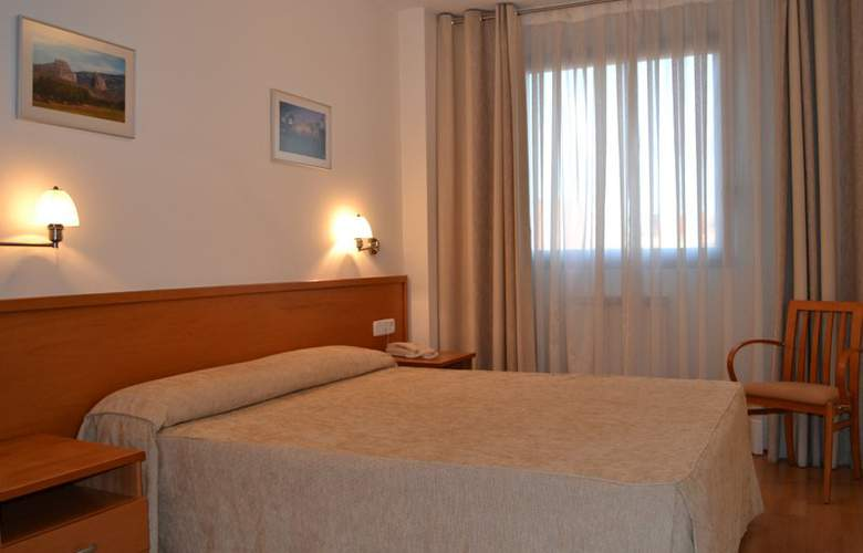 Sercotel Aparthotel Suites Huesca - Room - 1