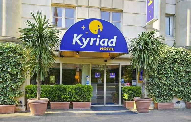 Kyriad Montpellier Centre Antigone - Hotel - 4