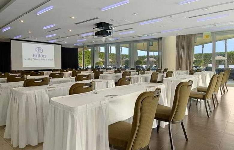 Hilton Bentley Miami Beach - Conference - 8