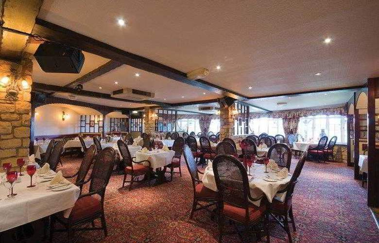 Best Western Calcot - Hotel - 25