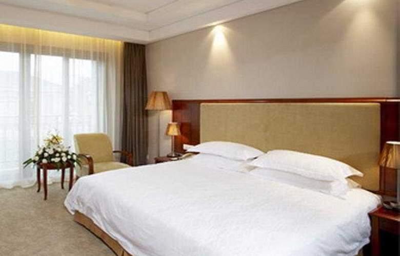 Hill&River Hangzhou - Room - 2