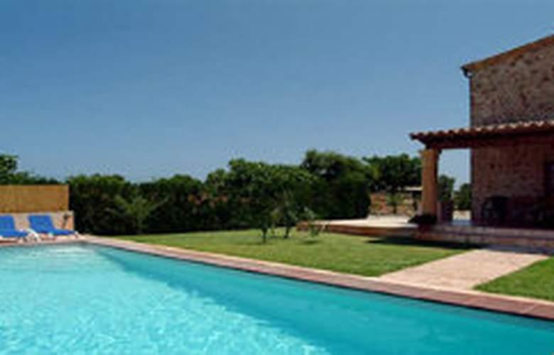 Villa Les Oliveres - Pool - 3