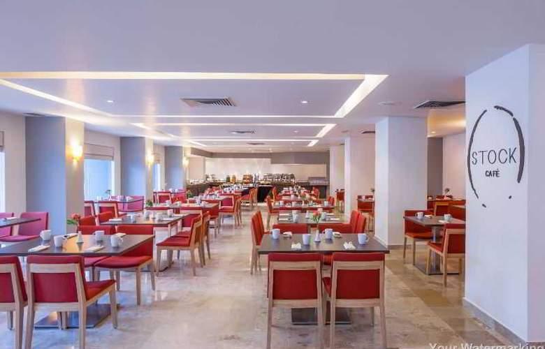 Real Inn Villahermosa - Restaurant - 20