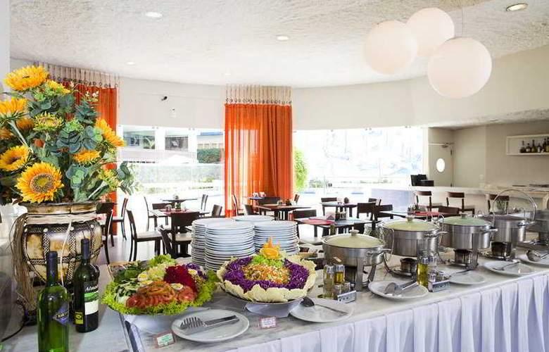 Grande Hotel da Barra - Restaurant - 21