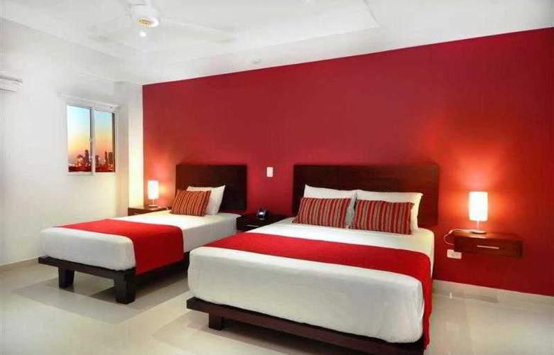 Hotel Avenida Buenos Aires - Room - 7