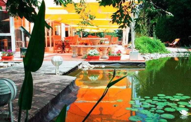 Interhotel  Cositel - Terrace - 7