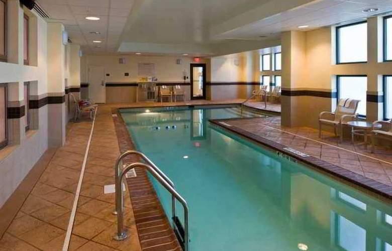 Hampton Inn & Suites National Harbor Alexandria Area - Hotel - 8