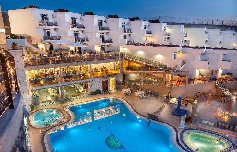 KN Panoramica Heights - Hotel - 0