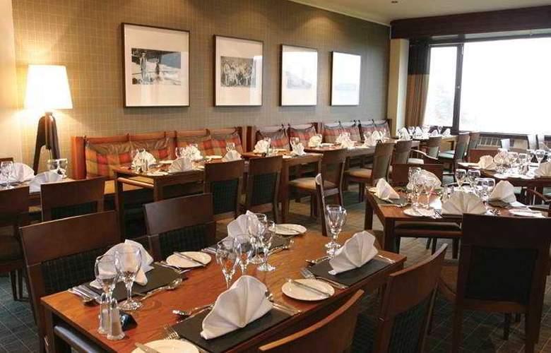 Crerar Isle Of Mull Hotel & Spa - Restaurant - 8