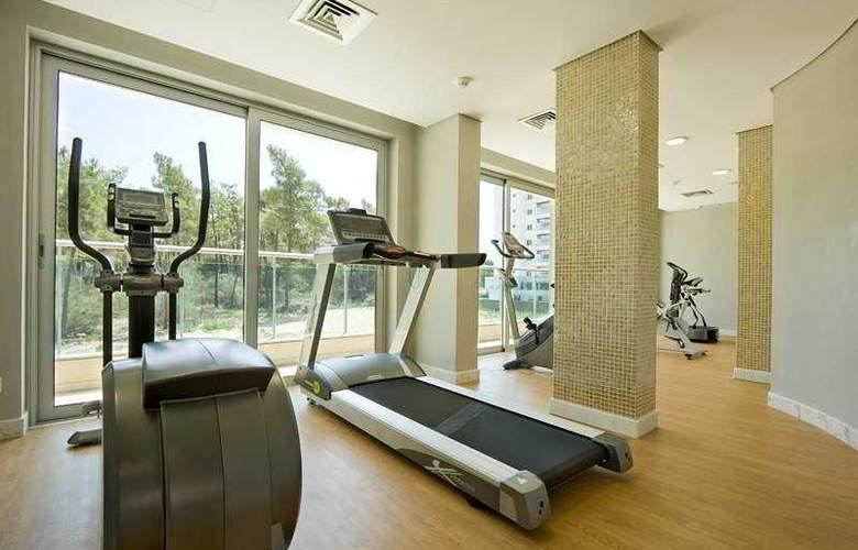 Montegordo Hotel Apartamentos & Spa - Sport - 21