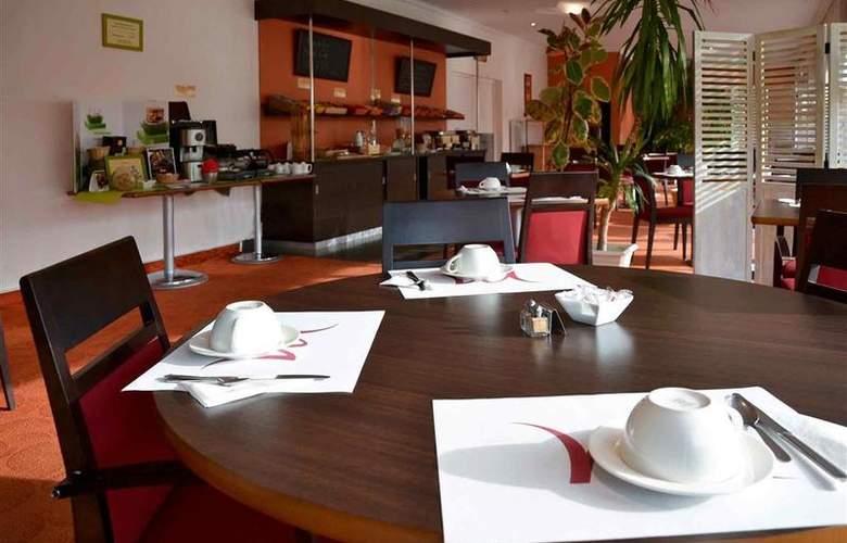 Mercure Saint Lo Centre - Restaurant - 34