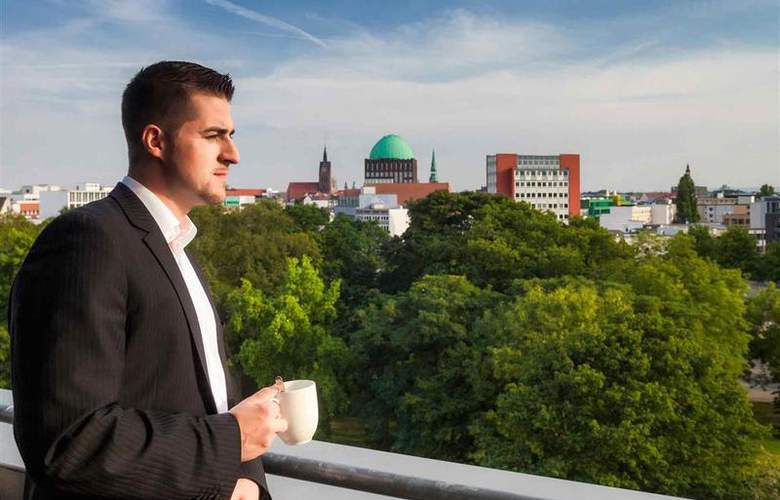 Mercure Hannover Mitte - Hotel - 43